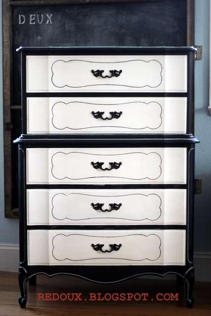 French Maid Dresser 1