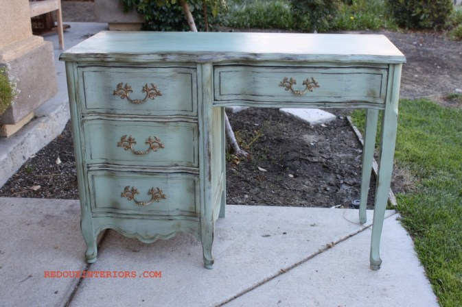 French Style Desk in ATG