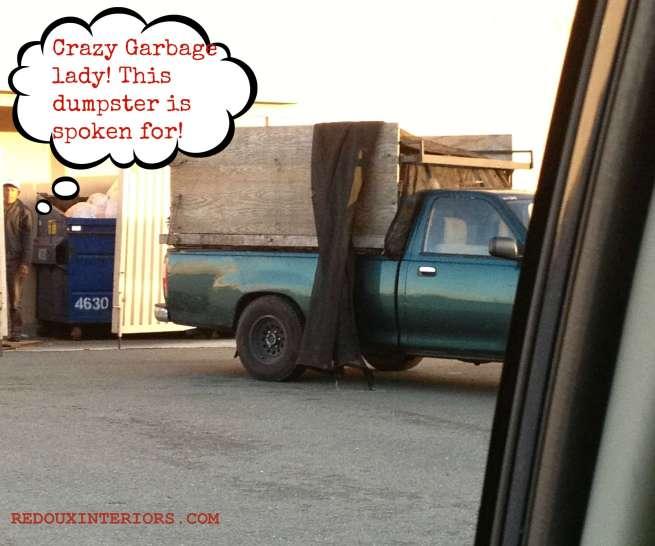 Dumpster comp