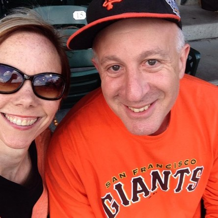 Mark Karen SF Giants 2015