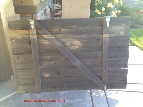 Barn Door 1