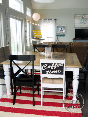 Coffee Time Chair in Dining Room