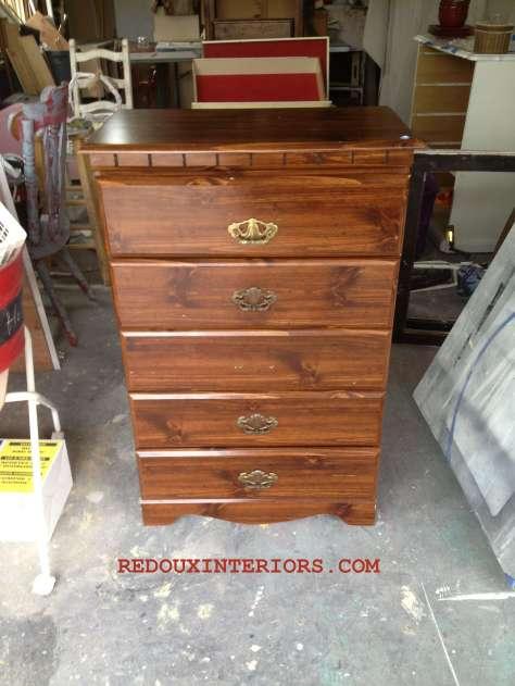 Dresser Before 1