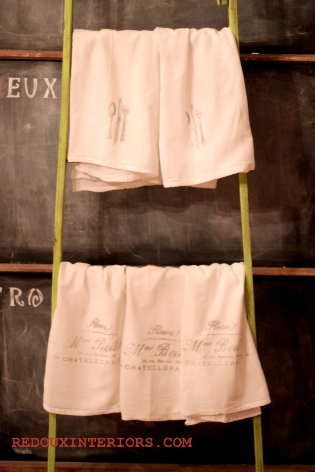 Towels up close 1