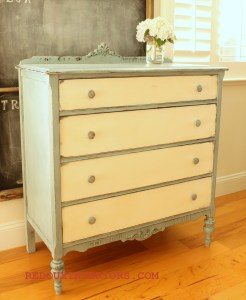 Spring Dresser Named Laverne