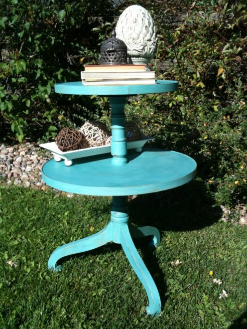 Cece Caldwells Santa Fe Turquoise Table Danielle Miller Partridge