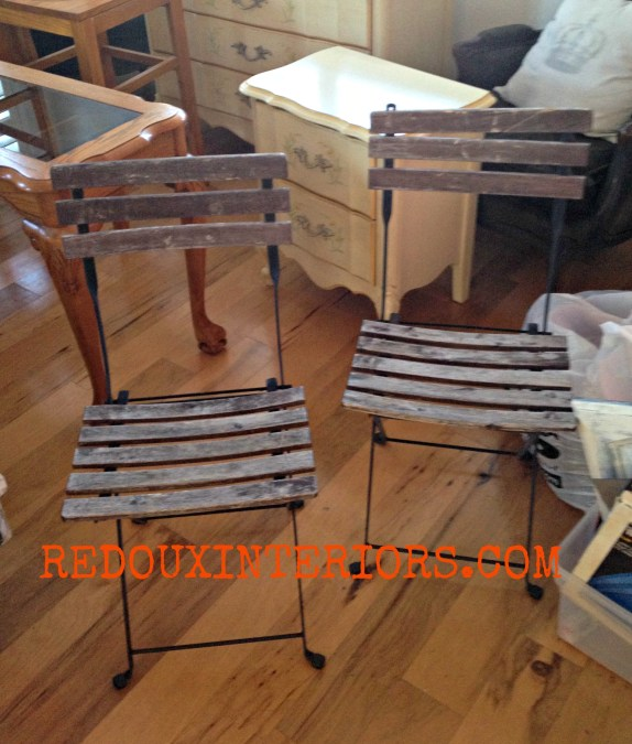 Folding Wood Chairs Redouxinteriors