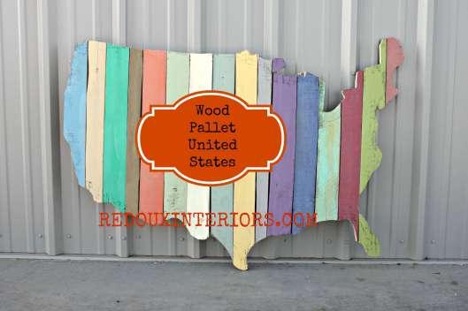 Banner Wood Pallet