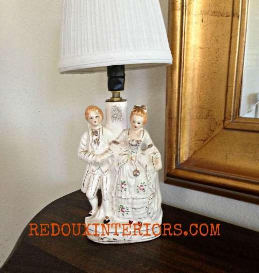 Couple Lamp redouxinteriors
