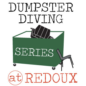 Dumpster Diving How To series Redouxinteriors.com