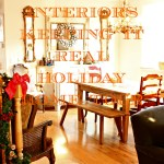 Christmas Dining Room Label Redouxinteriors