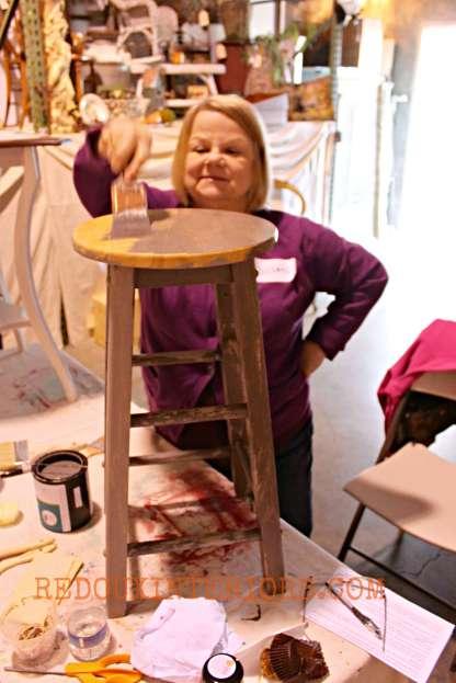 CeCe caldwells paint class pittsburg grey redouxinteriors - Copy