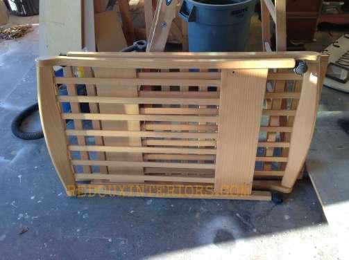 Crib parts