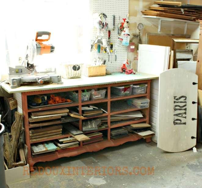 Wood Storage Redouxinteriors