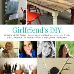 Girlfriends DIY Weekend Share, Week 4 Redouxinteriors