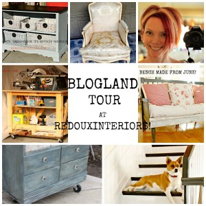 Blogland Tour Continues at Redouxinteriors