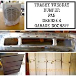 Trashy Tuesday weekly Dumpster haul redouxinteriors