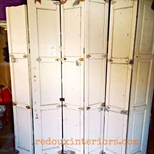 garage panel screen door redouxinteriors