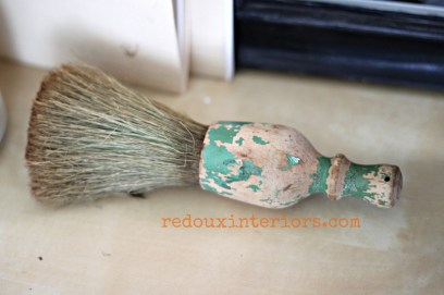 old fashioned paint brush redouxinteriors