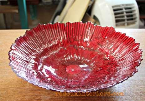 glass bowl redouxinteriors
