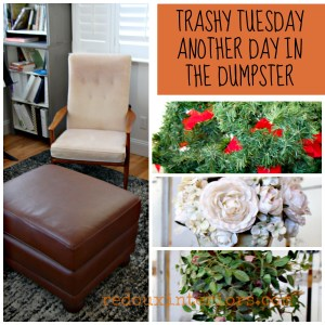 trashy tuesday another day in the dumpster redouxinteriors