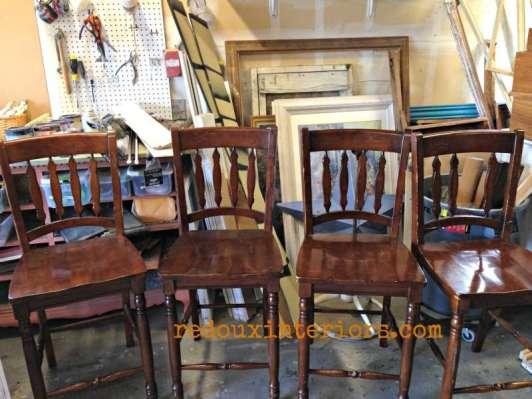 dumpster stools redouxinteriors