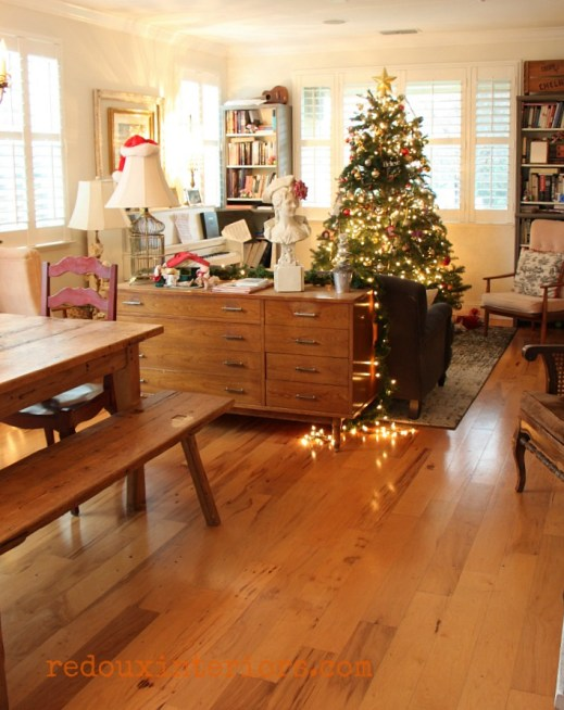 Redouxinteriors Holiday Home tour dining room living room