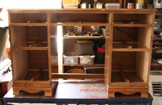 junk desk no drawers redouxinteriors