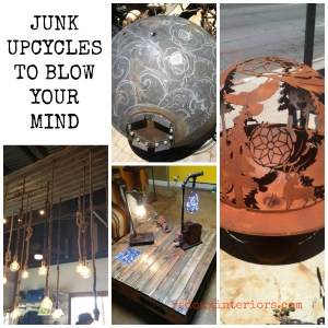 Trashy Tuesday The Best Junk Upcycle and Upcycle Artists