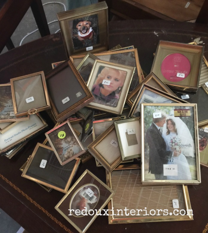 Free Picture Frames Curbside redouxinteriors