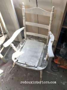 Rocking Chair Junk Redouxinteriors