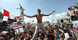 Arab Spring euphoria - Cairo