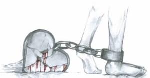 Self-enslavement