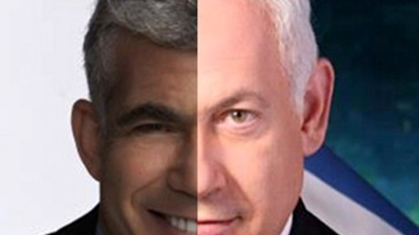 Lapid Yair-Netanyahu