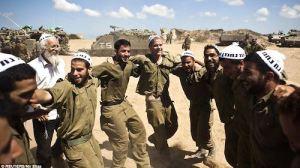 Israeli soldiers celebrate Gaza killings