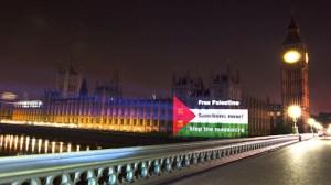 PSC parliament protest