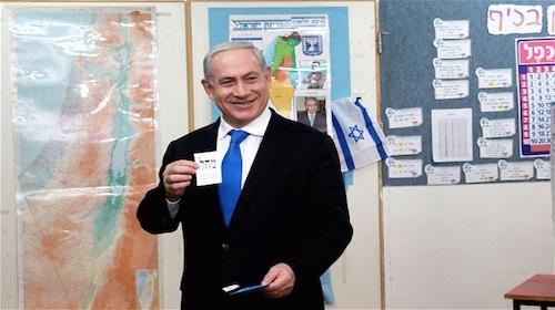 Israeli elections 2015