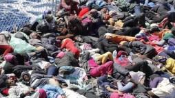 Refugee boat deaths