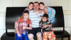 Jon and his children