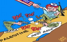 Palestine divide and rule