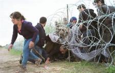 Birth of Europe's refugee crisis