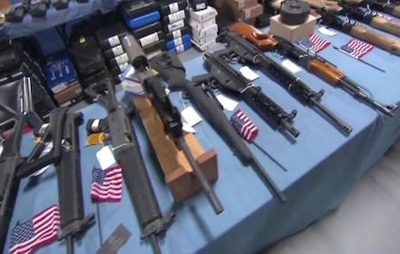 US gun culture
