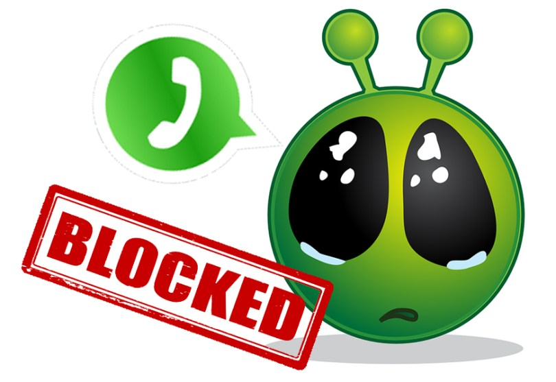 Find out if your whatsapp is blocked