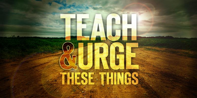 Teach & Urge