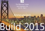La Build de Microsoft comenzará el 29 de abril.