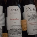 The wines of SUVLA - a great find!