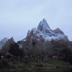 Expedition Everest looming