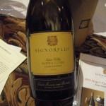 Signorello 2010 Hope's Cuvee Chardonnay - very Burgundian