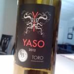 2012 yaso toro