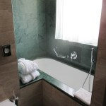A great bathroom in the Calissano